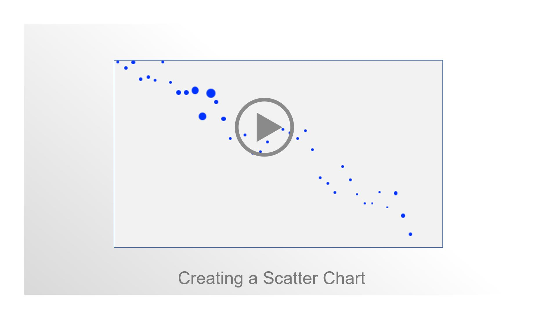 Creating a scatter chart in Axure, Tutorial